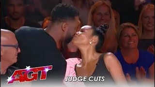 Intro: Dwyane Wade Joins His Wife Gabrielle Union As 'AGT' Judge | America's Got Talent 2019