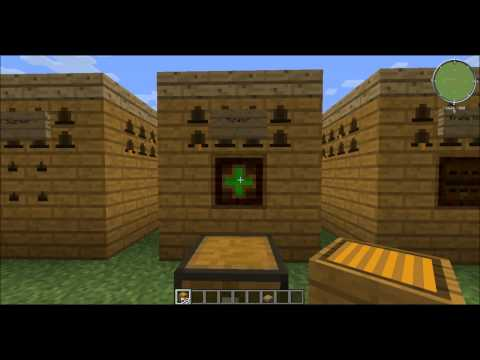 FTB - Forestry Bee Keeping Guide : Part 6 The Alveary