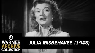 Julia Misbehaves (1948) - Official Trailer
