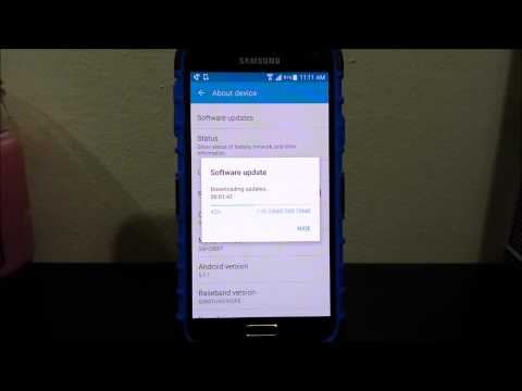 "T-Mobile Samsung Galaxy S5 System Update 5.1.1 (Updated) Bug Fixes  ""MHL to HDMI & Stagefright(MMS)"""