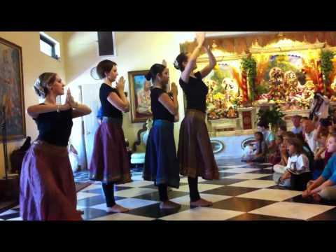 Om Namo Narayanaya - Dance video