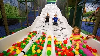 Fun Indoor Playground for Family and Kids at Leo's Lekland #2