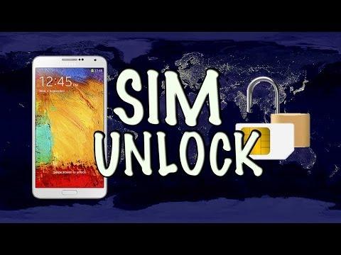 How To SIM Carrier Unlock Samsung Galaxy Note 3 - unlockthatphone.com