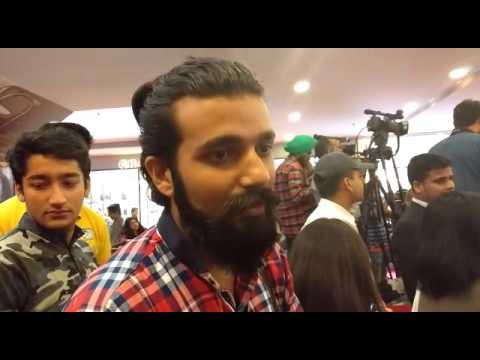 Abhinay Gupta, first shopper at H&M India