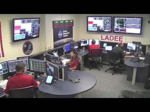 NASA's LADEE Spacecraft Begins Science Operations