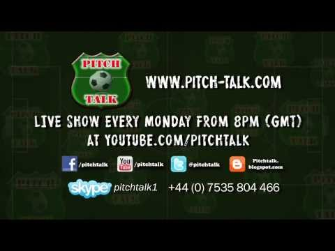 Pitch Talk Push Point 10-03-2014 - Quenelle, Anelka & Sol Campbell's racial accusation