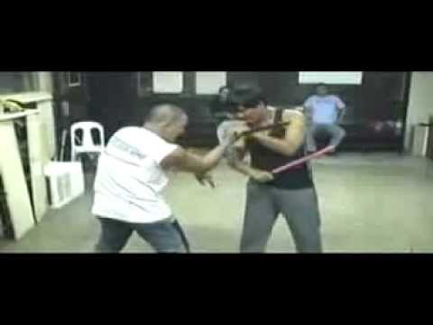 Kali, Arnis, or Balintawak Eskrima High Speed Head Hunting Sparring (Watch Their Heads Closely) Image 1