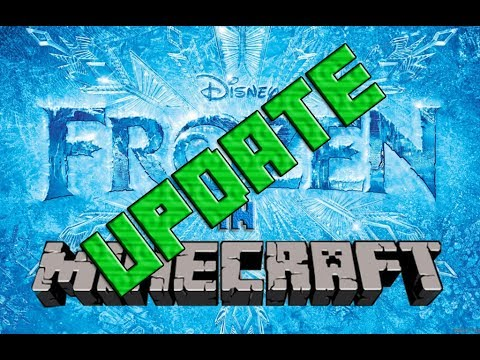 Frozen in Minecraft (Elsafy Plugin Update + Elsafy Server)