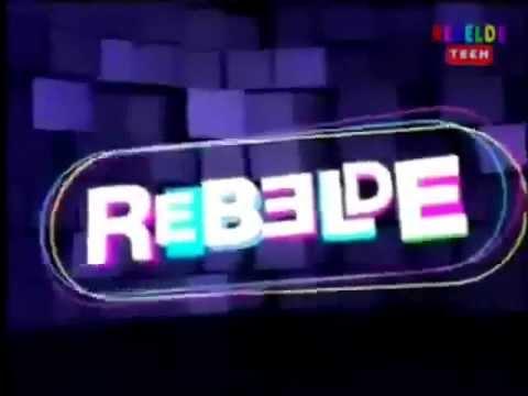Aberturas de Rebelde Primeira e Segunda Temporada