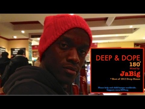Deep House Lounge Music Mix by JaBig - (Chill, Study, Running Playlist) DEEP & DOPE 150