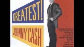Watch Johnny Cash I Just Thought You