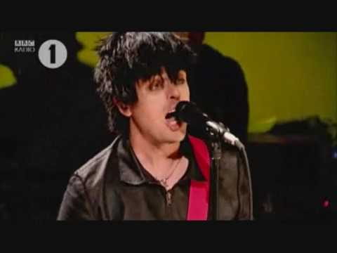 Green Day - She Live @ BBC Radio 1 Sessions with Zane Lowe