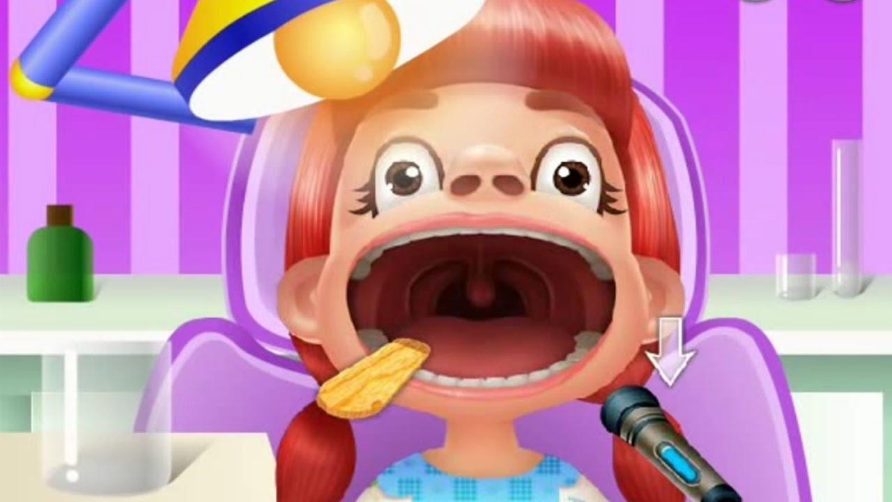 Мультик когда лечат зубы