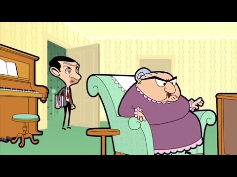 Mr Bean Animated Series 2017 The Full Compilation Best Funny Cartoon For Kid|Mr Bean Full   PART 66