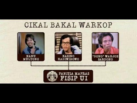 Sejarah Panjang Warkop DKI, Legenda Lawak Indonesia yang Tetap Lestari
