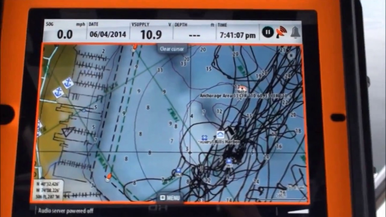 How To Use Go Free For Cast Netting Bait Simrad Lowrance
