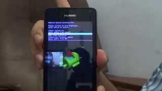 ✔ Hard Reset Huawei Y300 (Restaurar / Resetear)