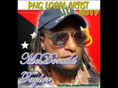 McDonald Taylor - MANGI MULITAKA (PNG Music)