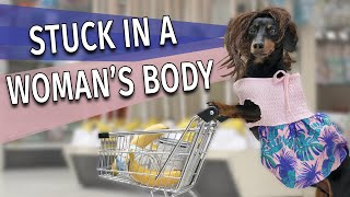Ep 9. Crusoe Gets Stuck in Mum's Body! - Cute & Funny Dog Video