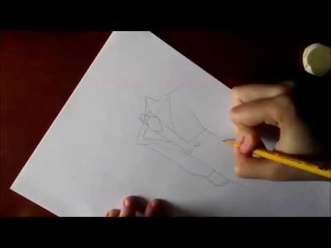 Dibujar a Hans de Una Aventura Congelada o Frozen. Draw Hans from Frozen