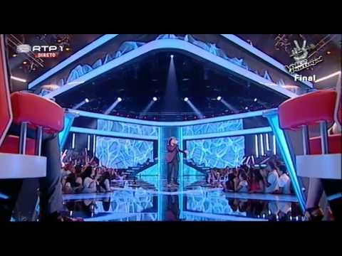 Alexandre Casimiro - sex On Fire - Final - The Voice Portugal video