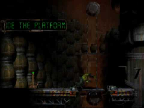 Oddworld Abe's Oddysee (part 1)