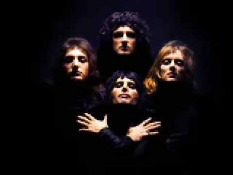 Queen-The march of the black queen