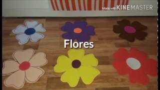 Flores hawaianas tutorial