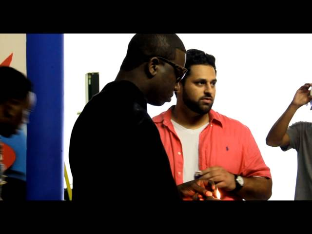 "Yung Dred "" Throwin Racks "" ft Gucci Mane & Richie Wess BTS YTC/BRICKSQUAD"