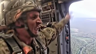 Us Army Paratroopers Get Off My Plane