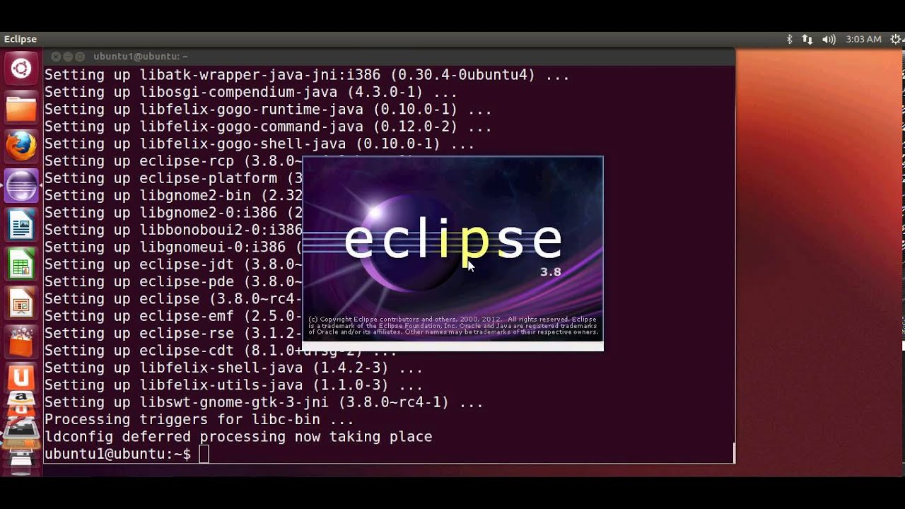 Avr-eclipse is a plugin for the eclipse ide which adds toolchain support, through cdt