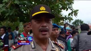 Jenazah Informan Polisi yang Tewas Saat Penggerebekan Diambil Pihak Keluarga - NET24