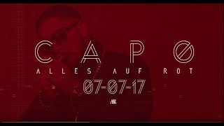CAPO - ALLES AUF ROT Snippet Teil 2 [Mixed by DJ Juizzed]