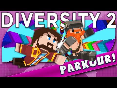 Minecraft - Diversity 2 - Worst One First (parkour) video