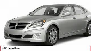 2011 Hyundai Equus MA39270A