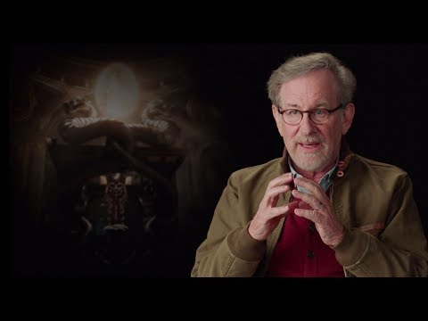 Steven Spielberg On Why You Should See Ready Player One In 3D