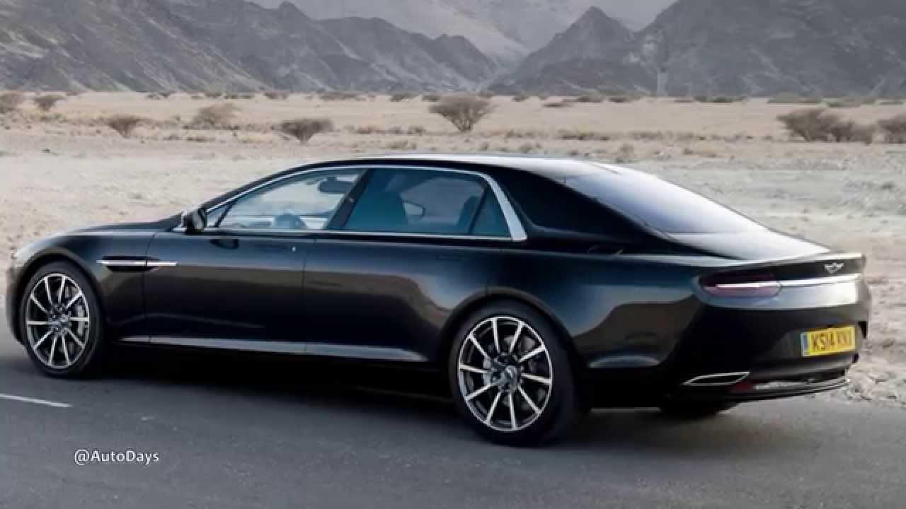 New Buick Grand National >> New 2016 Aston Martin Lagonda - YouTube