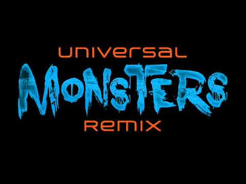UNIVERSAL MONSTER REMIX   MEGAHITS '80 P 2 Various Art  by MDJ