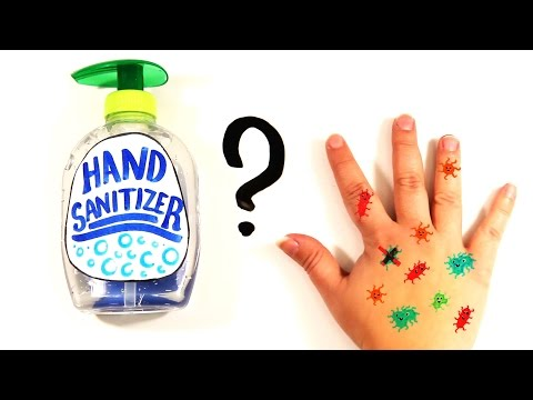 Is Hand Sanitizer Actually Bad For You?
