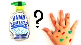 Is Hand Sanitizer Actually Bad For You? by : AsapSCIENCE