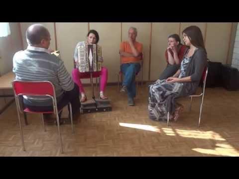 """""""Kurpiogranie 2014"""" – Warsztaty Gry Na Harmonii Pedałowej"""