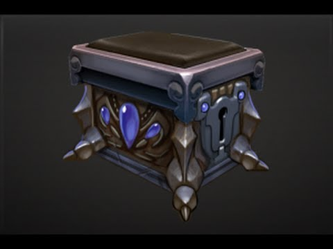 Dota 2 Store - Unlocked Treasure of Dark Implements