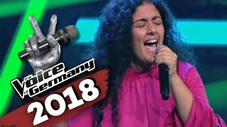 Halil Sezai - İsyan (Sinem Uraz) | The Voice of Germany  | Blind Audition