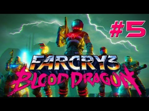 Far Cry 3 : Blood Dragon - Ep.5 - Playthrough FR HD par Fanta [PC]