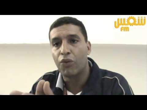 image vid�o عامل بالخطوط التونسية لعبد الكريم الهاروني : فيق...فيق