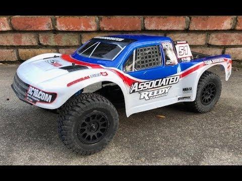 Team Associated ProSC10 full review! (Trophy Rat, Reflex DB10)