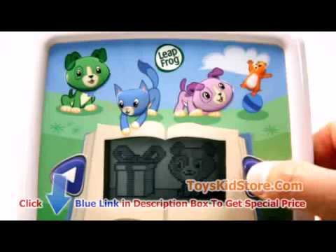 Purple Story Time Leapfrog my Own Story Time Pad