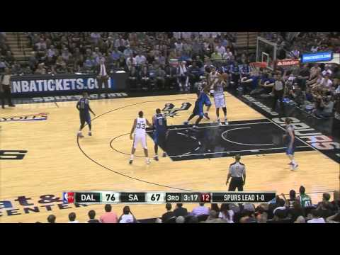 Unstoppable-Playoff 2013-2014 Offense Mix for San Antonio Spurs