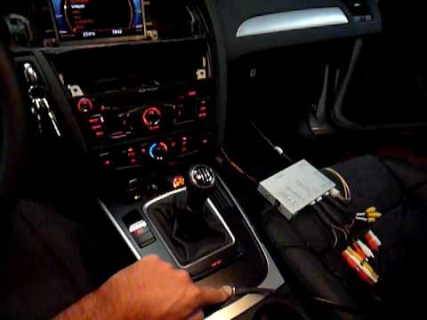 Xcarlink Problem For Audi A4 B8 8k Youtube