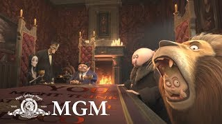 "THE ADDAMS FAMILY | ""My Family"" Lyric Video ft. Migos, Karol G, Snoop Dogg and Rock Mafia 